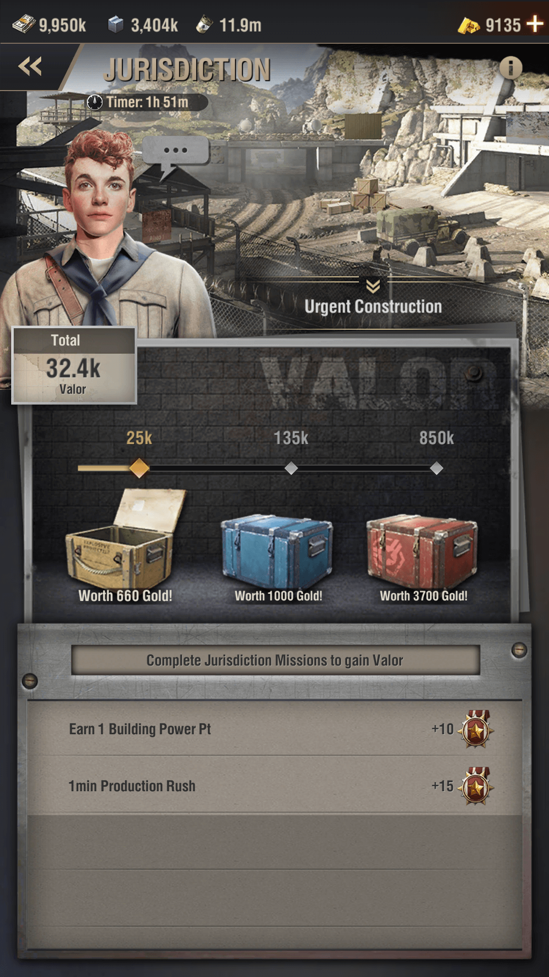 event Jurisdiction warpath screenshot 3