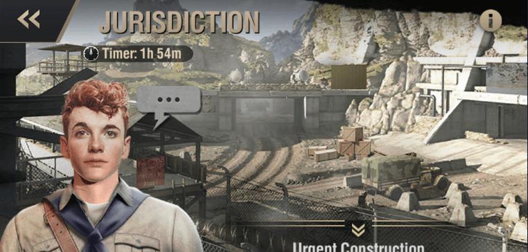 event Jurisdiction warpath