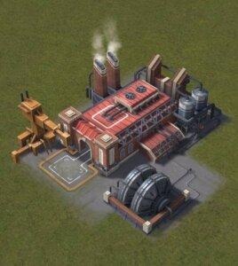 warpath factory