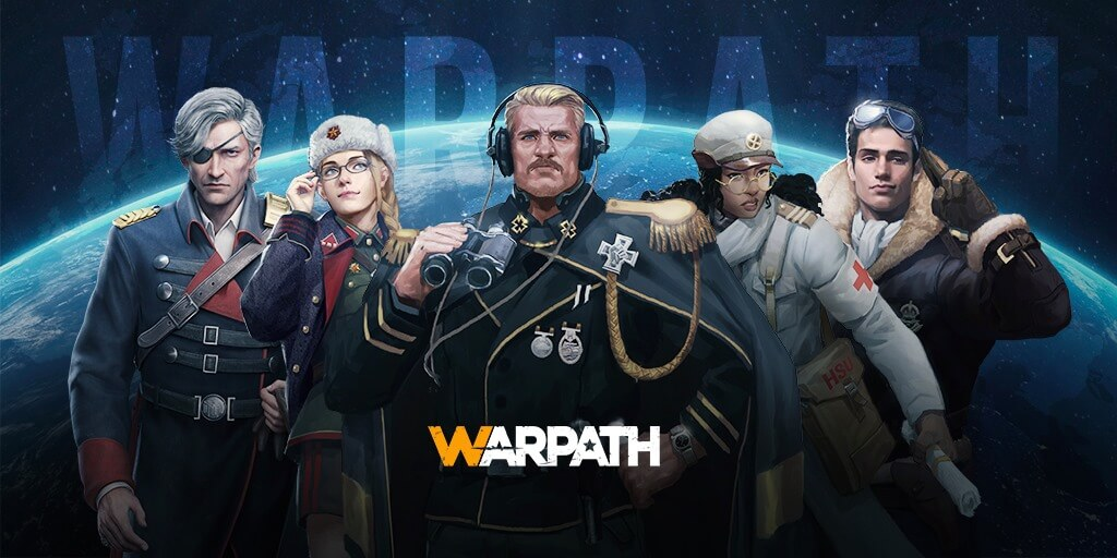 warpath officers
