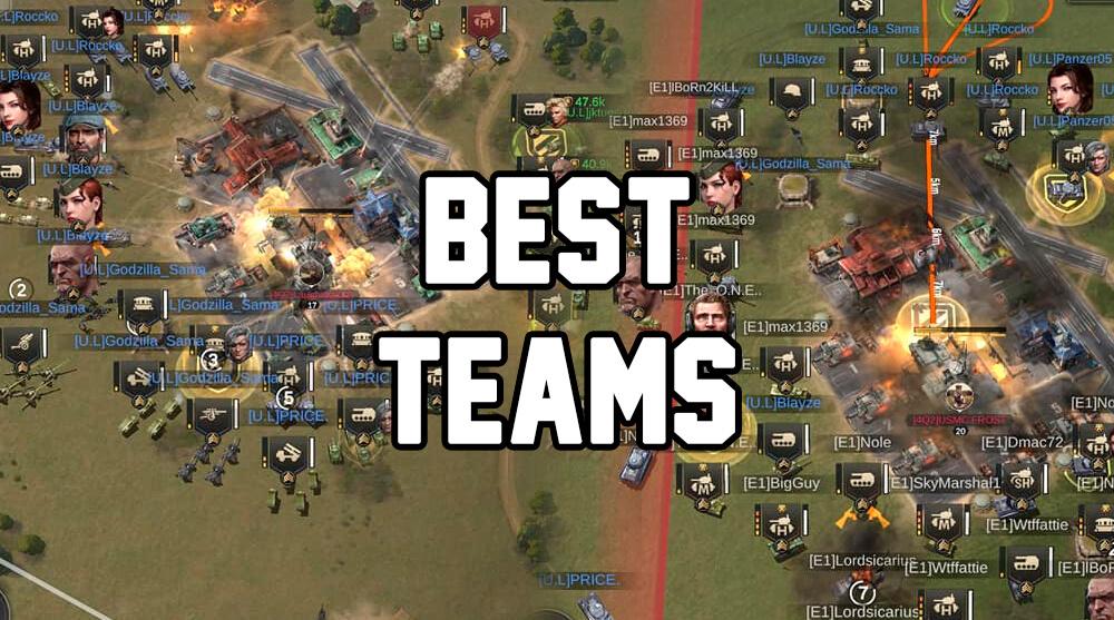 warpath best team compositions