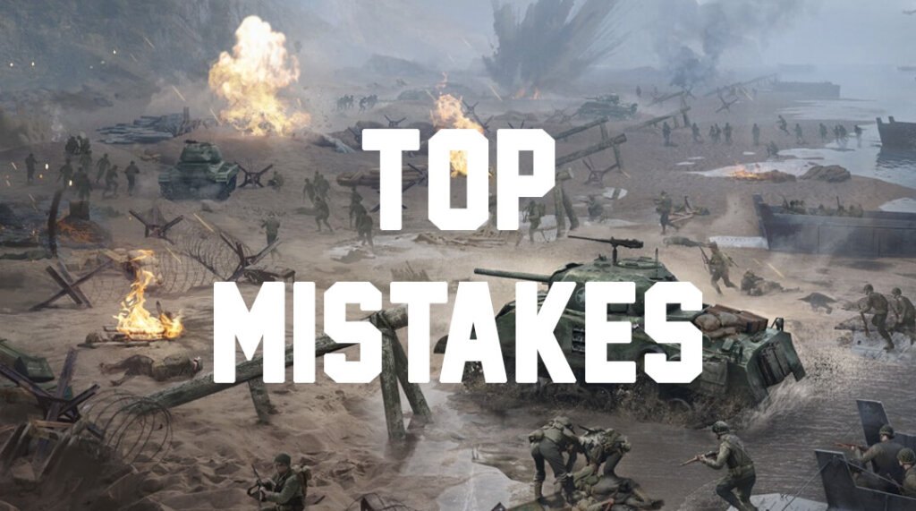 warpath mistakes